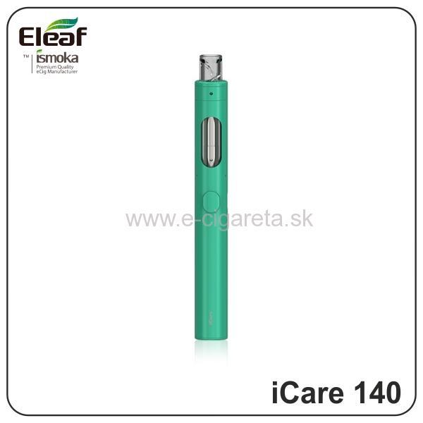 Elektronické cigarety   iSmoka Eleaf iCare 140 1x650 mAh zelená   e-cigareta.sk