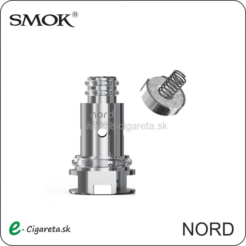 Smoktech Atomizér Nord Regular 1,4 ohm