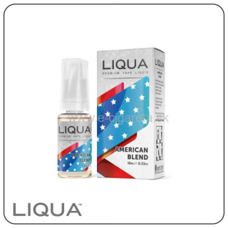 LIQUA Elements 30ml - 0mg/ml American Blend