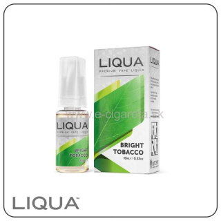 LIQUA Elements 30ml - 0mg/ml Bright Tobacco