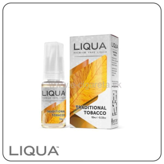 LIQUA Elements 30ml - 0mg/ml Traditional Tobacco