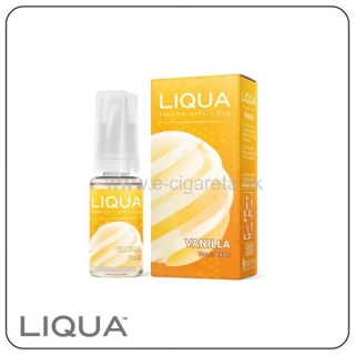 LIQUA Elements 30ml - 0mg/ml Vanilla