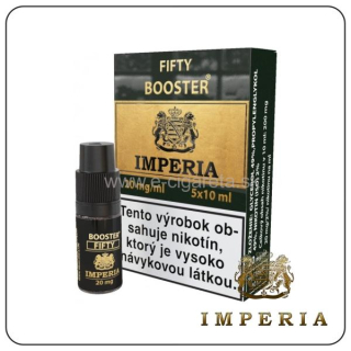 Fifty Booster IMPERIA 5x10ml PG50-VG50 20mg