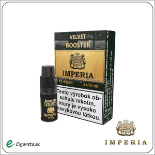 Velvet Booster IMPERIA 5x10ml PG20-VG80 15mg
