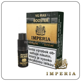 VG Max Booster IMPERIA 5x10ml VG100 10mg