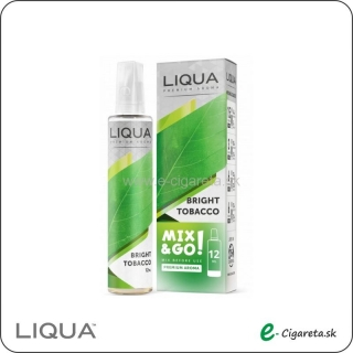 Aróma LIQUA Mix&Go Bright Tobacco 12ml