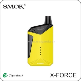 Smoktech X-Force AIO 2000mAh, žltý