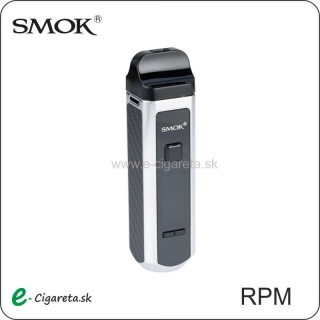Smoktech RPM 40, 1500mAh, chromová