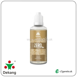 Dekang Báza Drippper 100ml, PG30/VG70 0mg