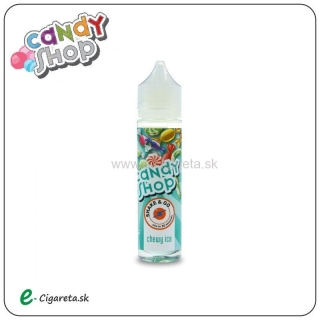 Candy Shop Shortfill 50ml - Chewy Ice