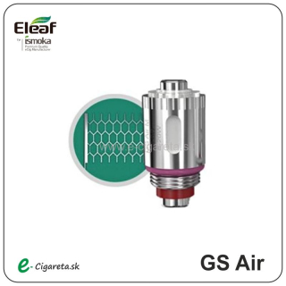 iSmoka Eleaf atomizér GS Air M - 0,6 ohm